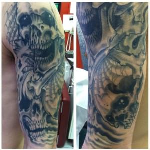 Steve ZAZA Healed Skulls